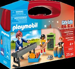 Playmobil City Life - Muziekklas  9321