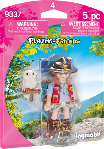 Playmobil Playmo Friends Parkwachter 9337