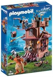 Playmobil Knights mobiele aancalstoren van de dwergen 9340
