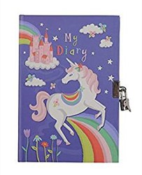 Tiger Tribe My Diary - Unicorn Rainbows