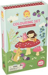 Tiger Tribe Colouring Sets - Forest Fairies