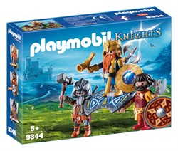 Playmobil Knights Dwergenkoning 9344