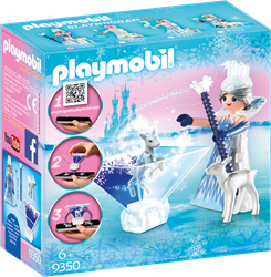 Playmobil Ice Princess Prinses Ijskristal 9350
