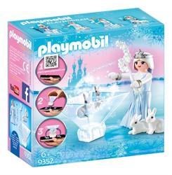 Playmobil ice Princess prinses Glitterster 9352