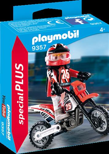 Playmobil Special Plus - Motorcrosser  9357