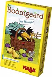 Haba kinderspel Boomgaard - het memospel 3273