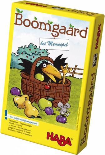 HABA Spel - Boomgaard - het memospel