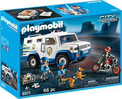 Playmobil City Action Geldtransport 9371 4008789093714
