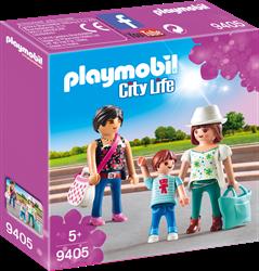 abdfdc87b2d Sale -20% Playmobil City Life Winkelende meisjes 9405