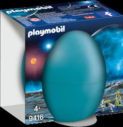 Playmobil EasterEggs - Ruimte agent met robot  9416