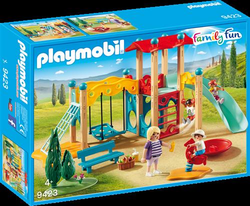 Playmobil Family Fun - Grote speeltuin  9423