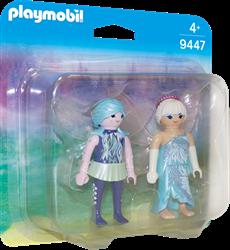 Playmobil DuoPacks - DuoPack Winterelfen  9447
