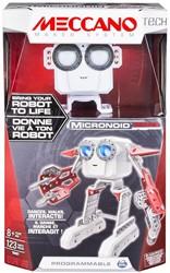 Meccano constructie speelgoed Micronoid Rood