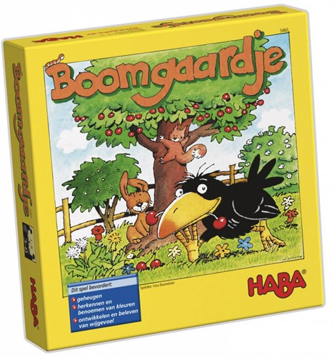 HABA Spel - Boomgaardje