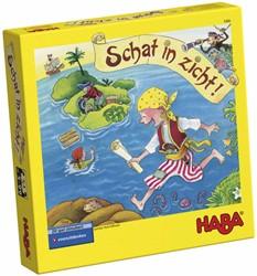 Haba bordspel Schat in zicht! 5466