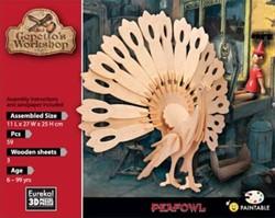 Gepetto's Workshop pauw
