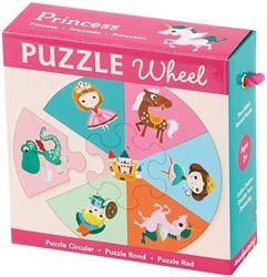 Mudpuppy Puzzel Wiel Prinses