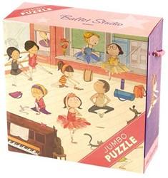 Mudpuppy Jumbo Puzzel Ballet Studio 25 Stukjes