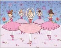 Mudpuppy Legpuzzel Ballerinas 63 stukjes-2