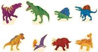 Mudpuppy Puzzel Play Set Dinosaur Park 36 stukjes-3