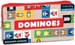 Mudpuppy domino Geo dieren