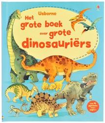 Usborne Het grote boek over grote dinosauriërs