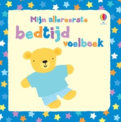 Usborne babyboek mijn allereerste bedtijd voelboek