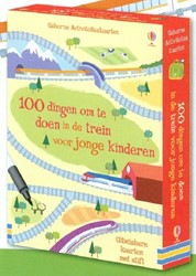 Usborne  reisspel 100 dingen voor in de trein
