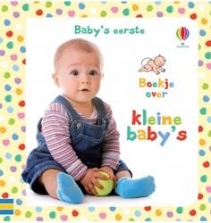 Usborne babyboekje baby's eerste boekje over kleine baby's