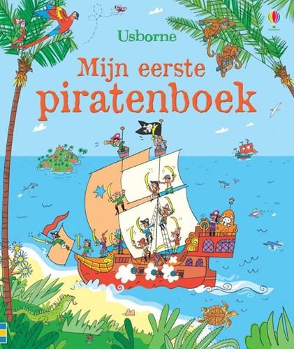 Usborne  doeboek mijn eerste piratenboek 3+