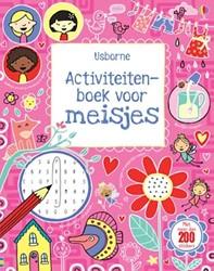 Usborne  doeboek Activiteitenboek voor meisjes