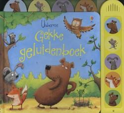 Kinderboeken  voorleesboek Gekke geluidenboek met geluid