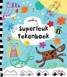 Usborne  kleurboek Superleuke tekenboek