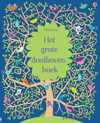 Usborne  doeboek Het grote doolhovenboek