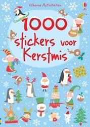 Usborne  stickers 1000 stickers voor Kerstmis