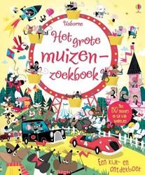 Usborne  doeboek Het grote muizen zoekboek