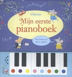 Kinderboeken  educatieboek Mijn eerste pianoboek