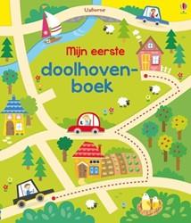 Usborne  doeboek Mijn eerste doolhovenboek