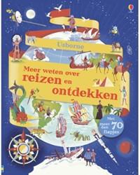Usborne voorleesboek meer weten over reizen en ontdekken