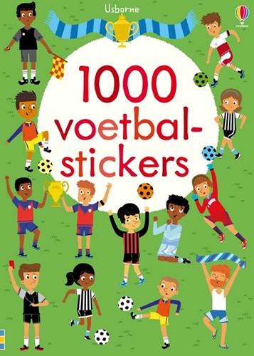 Usborne 1000 Voetbalstickers