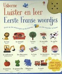 Usborne educatieboek Luister en leer: Eerste Franse woordjes