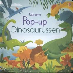 Usborne Voorleesboek pop-up dinosaurussen