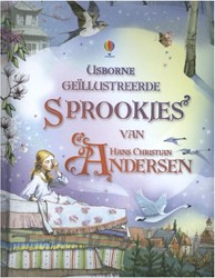Usborne voorleesboek sprookjes van Hans Christian Andersen