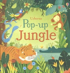 Usborne voorleesboek Pop-up jungle