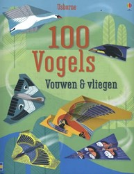 Usborne doeboek 100 vogels vouwen en vliegen