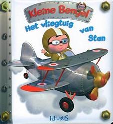Kinderboeken  babyboek Kleine Bengel - Het vliegtuig