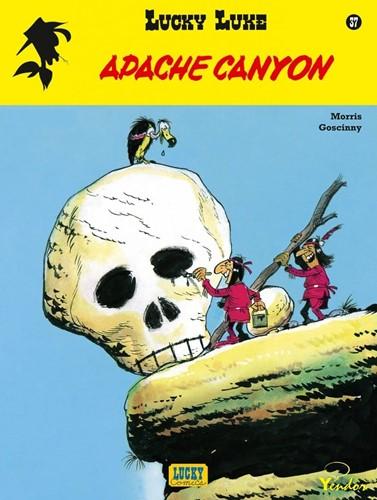 Stripboeken Lucky Luck Apache Canyon nummer 37