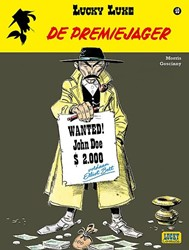 Stripboek Lucky Luke 40 de Premiejager