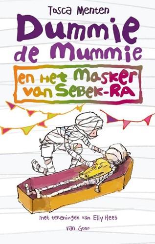 Unieboek Dummie de Mummie - Dummie de mummie en het masker van Sebek-Ra. 8+