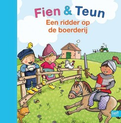 Kinderboeken voorleesboek Fien & Teun Een ridder op de boerderij